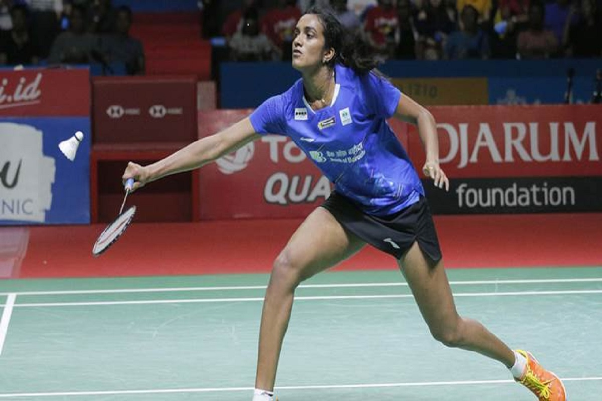 Sindhu makes positive start at World Championships