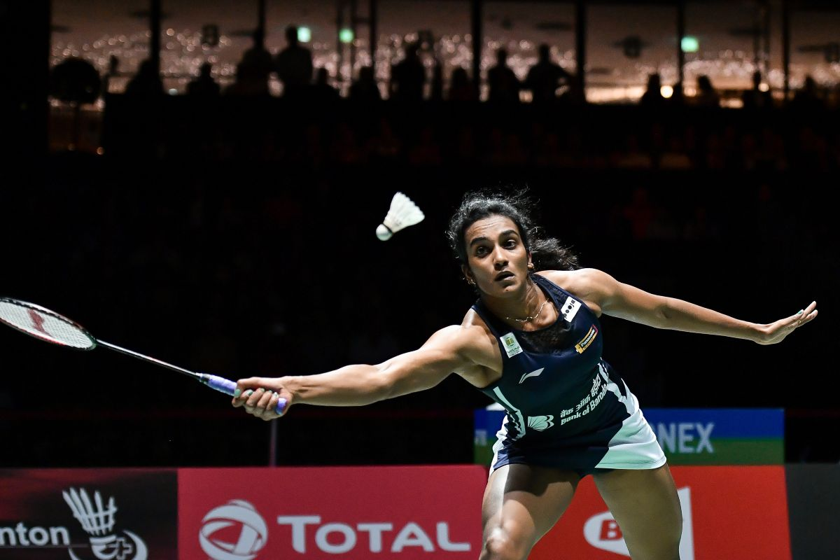 PV Sindhu storms into third successive World Championships finals