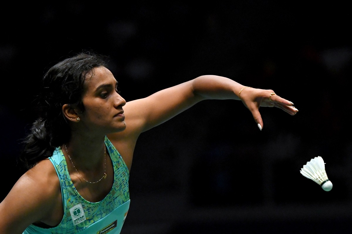 PV Sindhu, Badminton, World Championships, Nozomi Okuhara