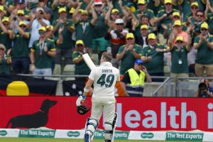 ICC Test Rankings: Smith climbs a spot after twin tons