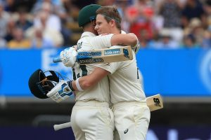 Ashes 2019: Smith, Wade tons put Australia in driver's seat on Day 4