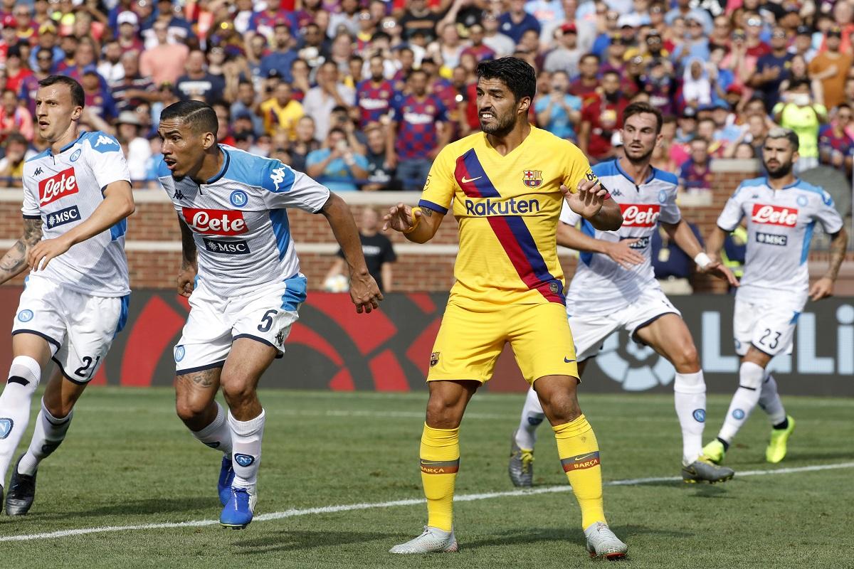 Barcelona, Suarez, Lionel Messi, La liga