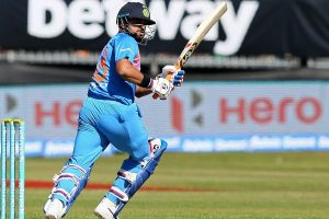 Hope to be up on my feet soon: Suresh Raina post knee surgery