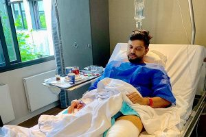 Suresh Raina undergoes knee surgery, out for 4-6 weeks