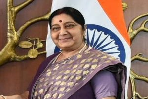 US activist remembers Sushma Swaraj for Sherin Mathews case