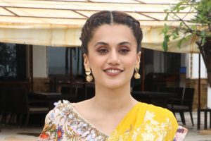 Won't apologise for honest opinion on Kangana: Taapsee Pannu