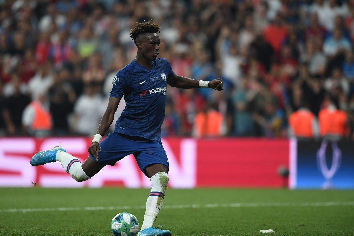 Tammy Abraham, Liverpool, Chelsea, UEFA Super Cup
