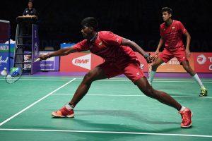 Rankireddy-Shetty team enters Thailand Open final