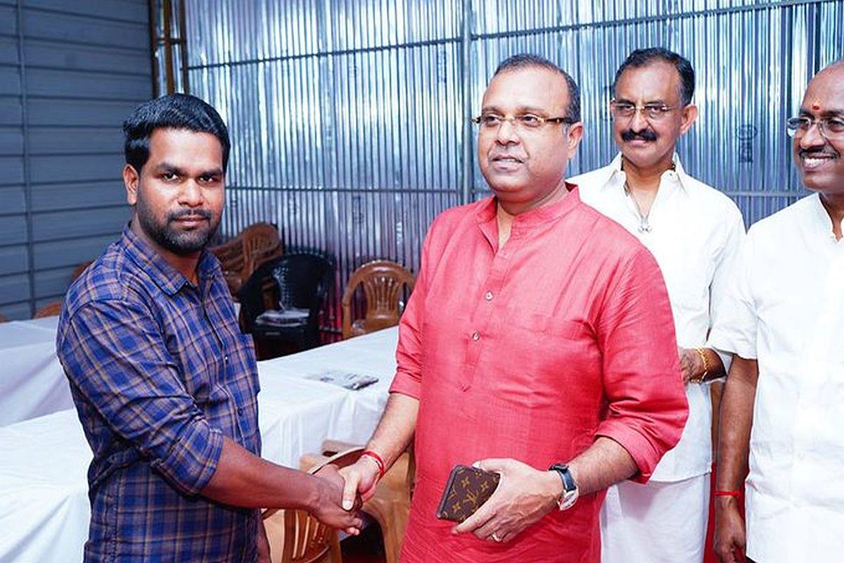 Thushar Vellapally