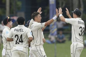 Trent Boult doubtful for first Aus-NZ Test