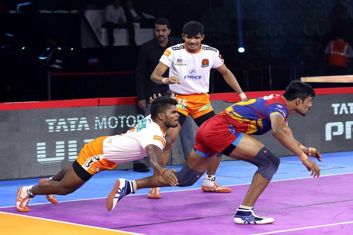 UP Yoddha, Puneri Paltan, Pro Kabaddi League, PKL, Shrikant Jadhav, Anup Kumar