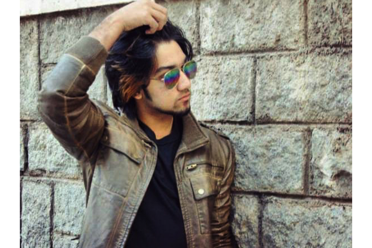 Mohammed Usama Khan, the young modelling influencer