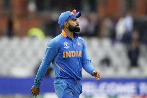 Virat Kohli dismisses injury concerns after thumb blow