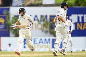 Watling fifty helps New Zealand take 177-run lead on Day 3