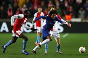 Chelsea decision to hand number 10 to Willian slammed by fans on Social Media