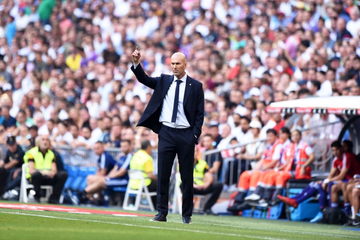Real Madrid manager Zinedine Zidane loses cool in post-match interview