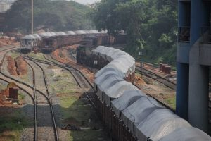 Satellite surveillance of trains to stop oil, coal theft