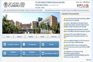 AIIMS MBBS 2019: Counselling dates rescheduled, check new dates at aiimsexams.org