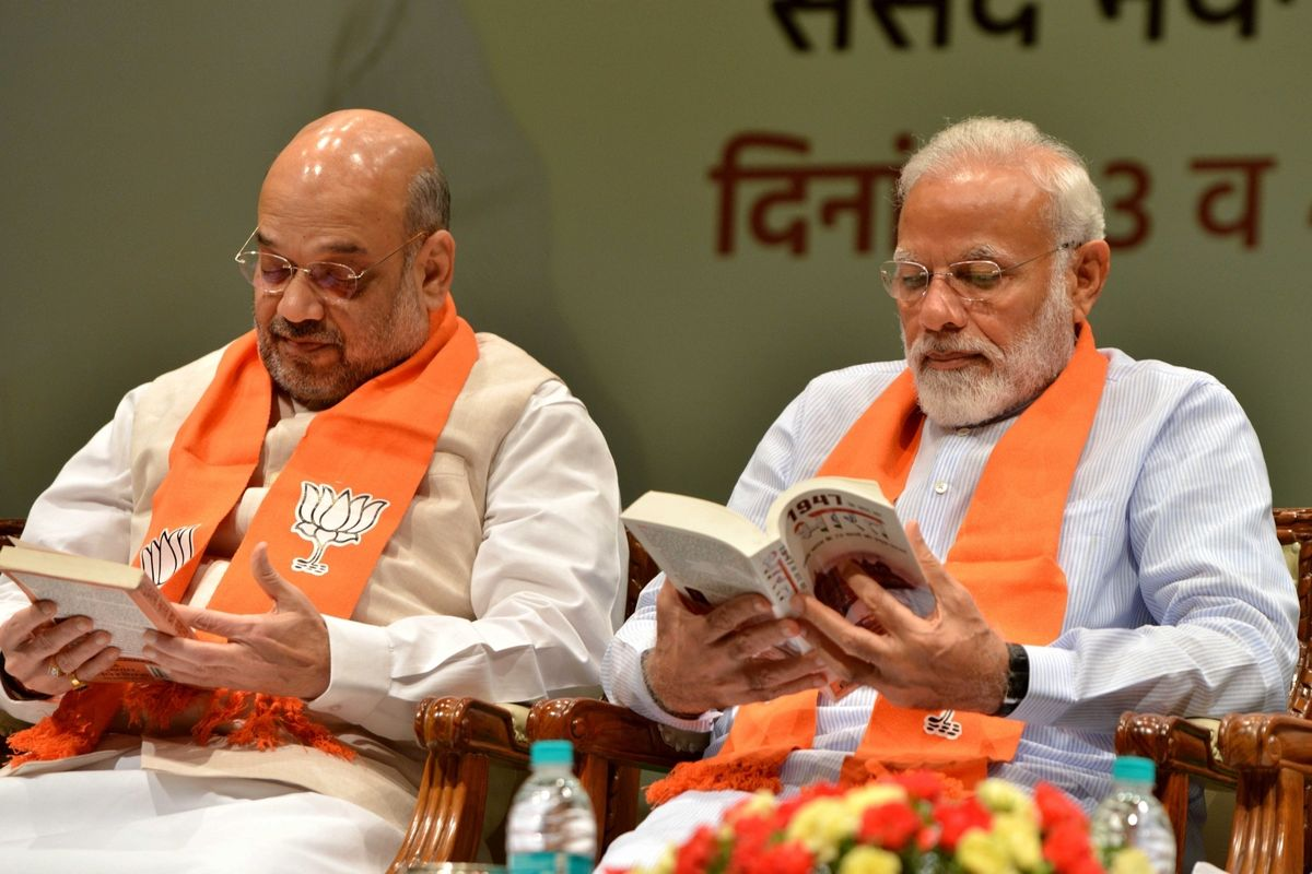 Rajinikanth, PM Narendra Modi, PM Modi, Amit Shah, Article 370, J-K, Jammu and Kashmir, Ladakh, Kamal Haasan, MNM, Chennai, Vice President, Venkaiah Naidu, Mahabharata, Krishna, Arjuna, Prakash Javadekar