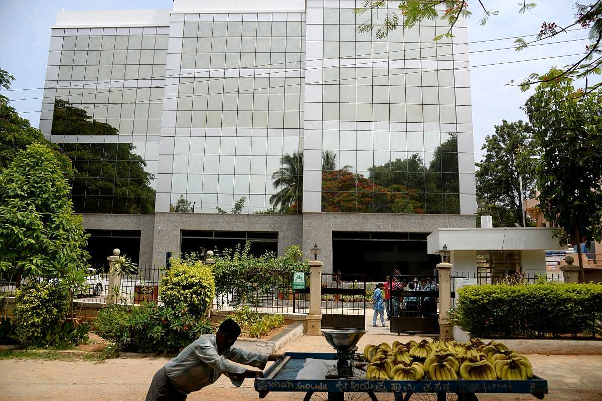 Apple's facility in Bengaluru.