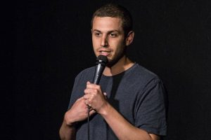 Ari Mannis is taking stand-up comedy to another level