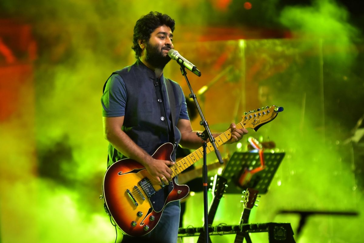 arijit singh, Pal Pal Dil Ke Paas, Zee Studios, Sahher Bambaa, Sachet-Parampara. Sunny Deol, Rishi Rich