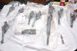 Kolkata: Two arrested, arms and explosives seized