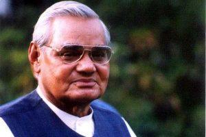 Atal Bihari Vajpayee's life story to hit the big screen