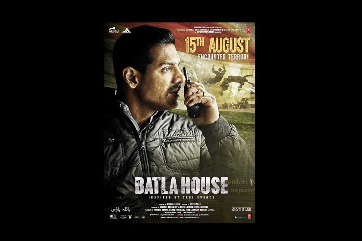 Batla House Review: Patriotic-hero John Abraham in psychological conflict for first time makes it worth watching