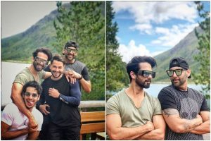 Ishaan Khatter shares new pic from Euro bike trip with Shahid Kapoor and gang