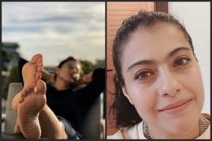 Kajol calls her birthday 'bittersweet' while Ajay Devgn gives her a compliment