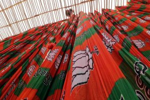 BJP ahead in poll-bound states