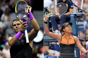 US Open 2019: Rafael Nadal, Naomi Osaka advance to 2nd round