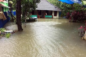 Kerala: Two dead, 2,600 evacuated as rains continue to lash