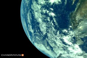 ISRO releases first set of earth pictures captured by Chandrayaan-2