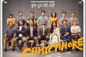 Shraddha Kapoor, Sushant Singh, Varun Sharma starrer Chhichhore trailer out