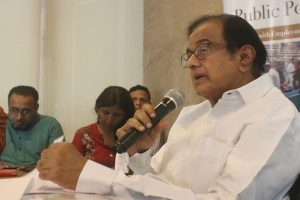 5-day custodial interrogation of P Chidambaram needed to probe larger conspiracy in INX Media case: CBI