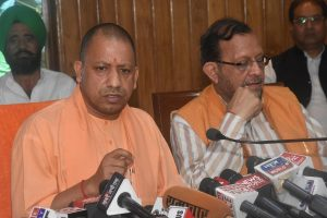 Yogi Adityanath suspends IPS officer on corruption charges