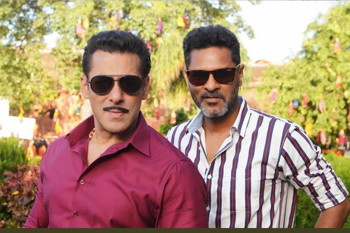 Salman Khan, Dabangg 3, Dabanng, Prabhu Deva, Bigg Boss Season 13, Vinod Khanna, Pramod Khanna, Sonakshi Sinha, Dimple Kapadia, Arbaaz Khan,Mahie Gill, Dabangg