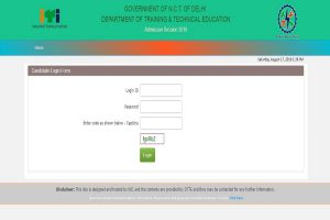 Delhi ITI third round allotment list 2019 released at itidelhiadmissions.nic.in | Link to check list here