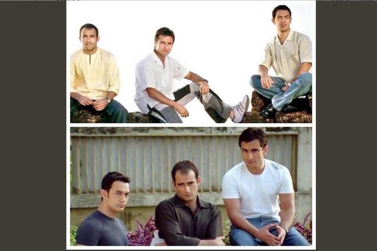 Dil Chahta Hai, Aamir Khan, Akshaye Khanna, Saif Ali Khan, Preity Zinta, Sonali Kulkarni,Dimple Kapadia,Farhan Akhtar, Ritesh Sidhwani, National Film Award, Best Feature Film