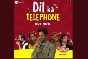 Dil Ka Telephone from Dream Girl changes definition of romantic song