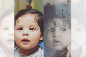 Shahid Kapoor shares adorable picture with son Zain