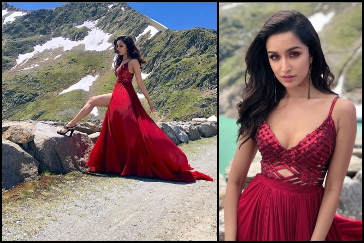 Shraddha Kapoor's pictures from the sets of Saaho are going viral