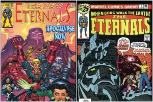 The Eternals to have a gay character; a first of LGBTQ storyline in Marvel