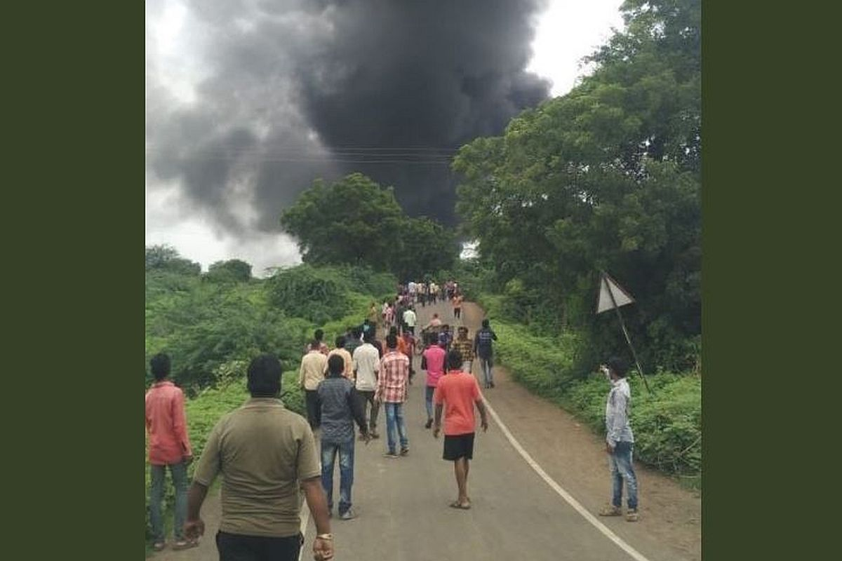 Maharashtra: 10 killed, over 40 injured in cylinder blast