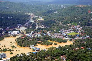 Kerala floods: 72 dead, 58 missing; Rahul Gandhi in Wayanad, to visit relief camps