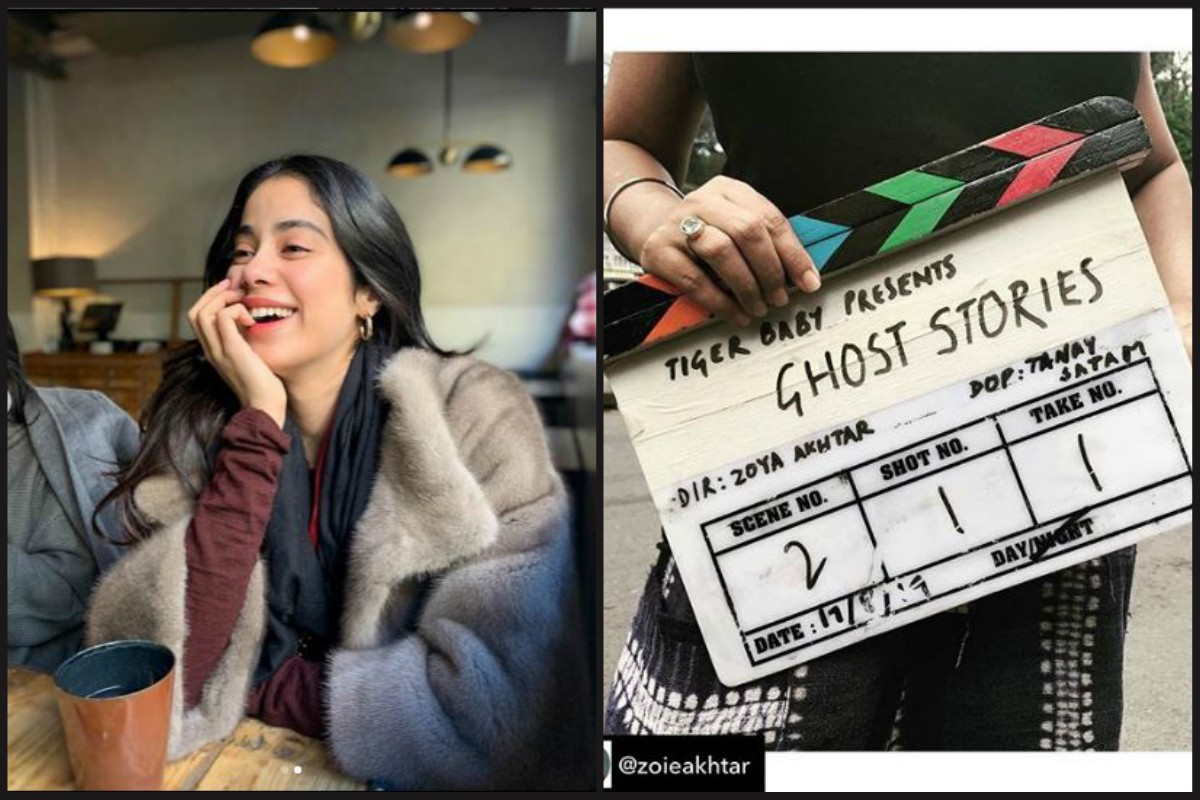 Janhvi Kapoor, Zoya Akhtar, Ghost Stories, Dibakar Banerjee, Anurag Kashyap, Karan Johar, Takht, Rajkummar Rao, Rooh-Afza, Gunjan Saxena, Dostana, Kartik Aaryan, Netflix