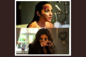 Parineeti Chopra's first look from The Girl on The Train out