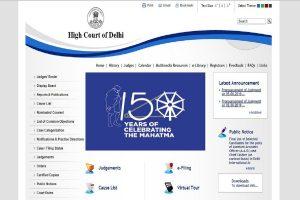 Delhi Judicial Service Exam 2019 notification released, apply till September 2 at delhihighcourt.nic.in
